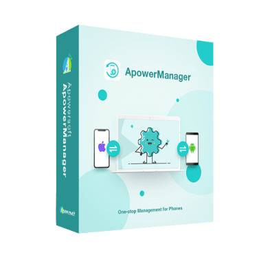 Apowersoft ApowerManager 3.2.6.1 Crack + Activation Code {Latest} 2020