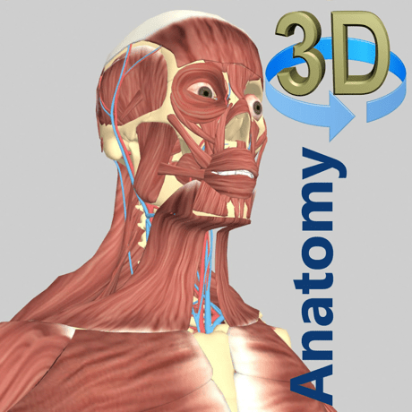 3D Anatomy 3.7 IPA Cracked for IOS Download Free 2021