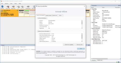 Active KillDisk Ultimate 14.0.11 Crack + Activation Key [Latest Version]
