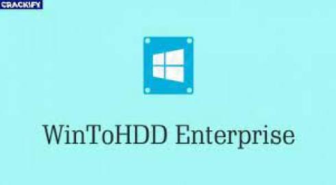 WinToHDD Enterprise 5.1 Crack & License Key [Latest] Free Download