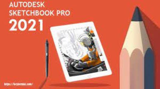 autodesk sketchbook pro V8.8.0 crack & Serial Number [2021] Free