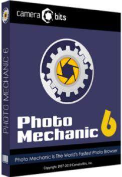 Camera Bits Photo Mechanic 6.0 Crack + Registration Key Free Download