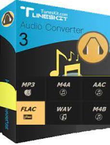 TunesKit Audio Converter 3.4.0.54 Crack & Serial Key [Latest] Free Download
