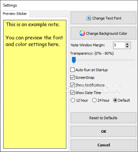 VovSoft Vov Sticky Notes 7.4 Crack & Free Download [Latest Version]