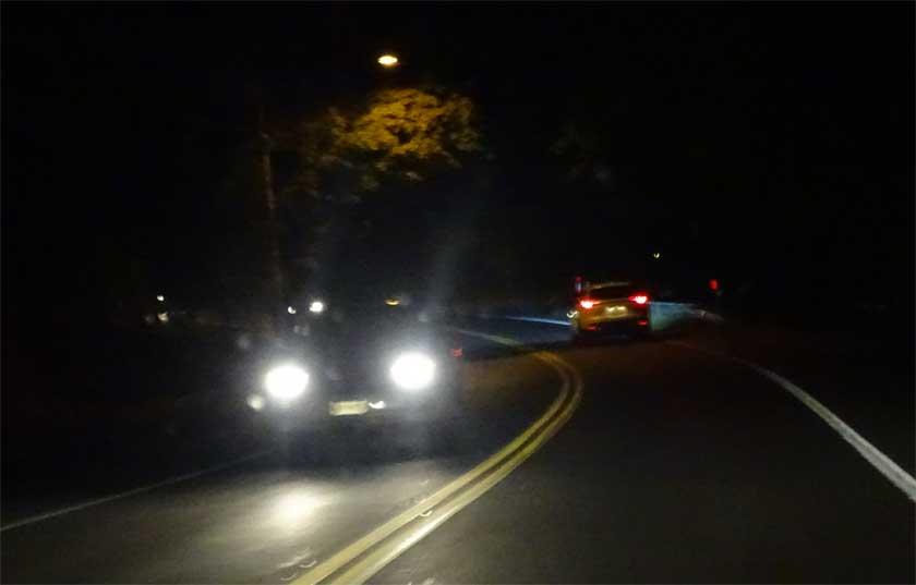 Driving at night – Copyright: xzelenz Media