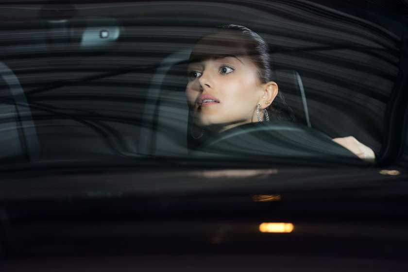 Night driving - Copyright : Kirill Polovnoy