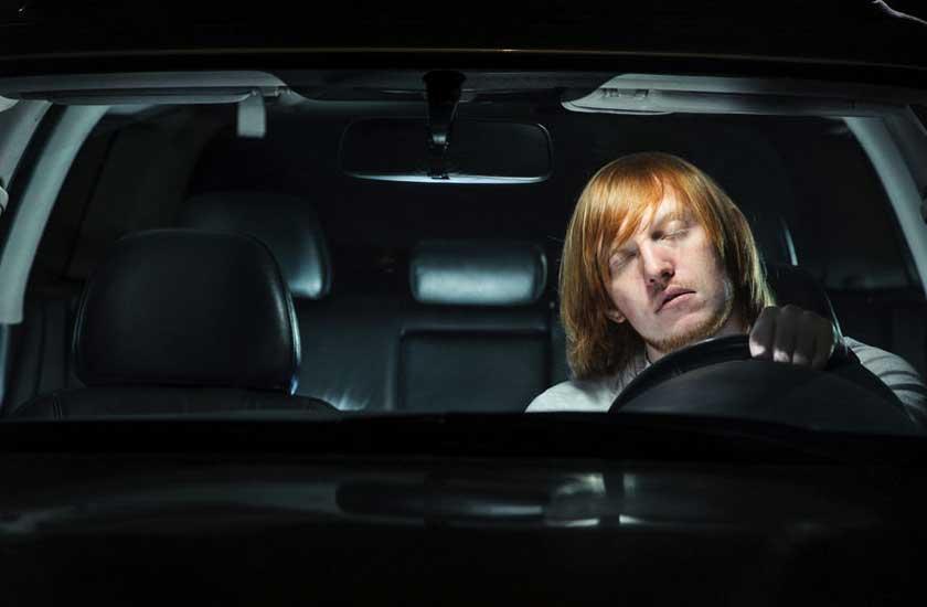 Night driving - Copyright : Vadym Rybin