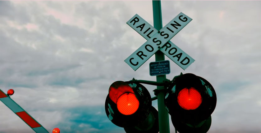 Railroad Crossing – National Highway Traffic Safety Administration (NHTSA) and Federal Railroad Administration (FRA)