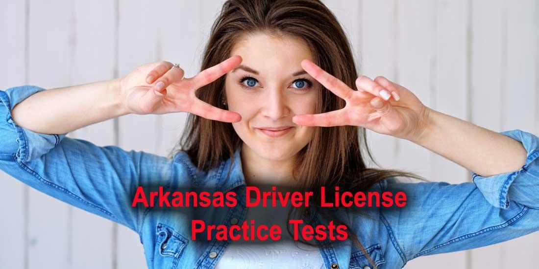 Arkansas Driver License Practice Test