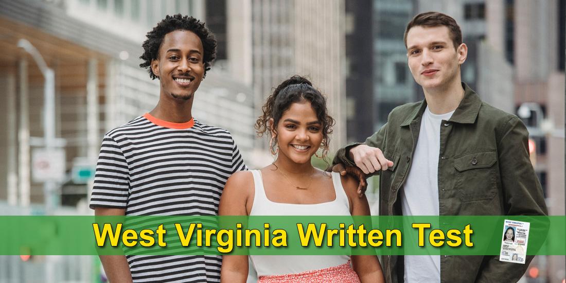 West Virginia Written Test Practice - Photo by William Fortunato