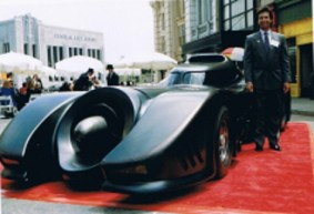 Batmobile (Warner Bros)