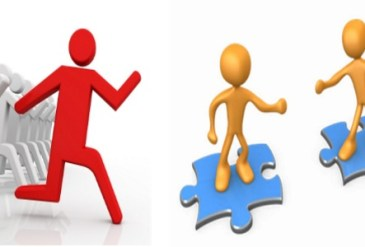 Compete or Cooperate? Which is a Better Strategy for Your Startup