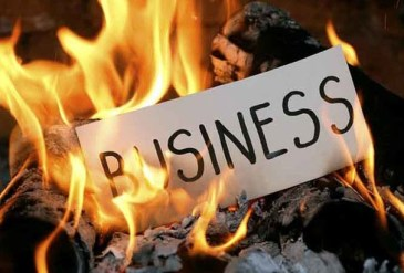 Is Your Brand on Fire While your Business is Burning Down?