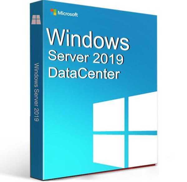 Windows Server 2019 Data Center