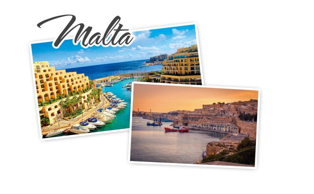 Soggiorno linguistico a Malta  Liceo Vermigli