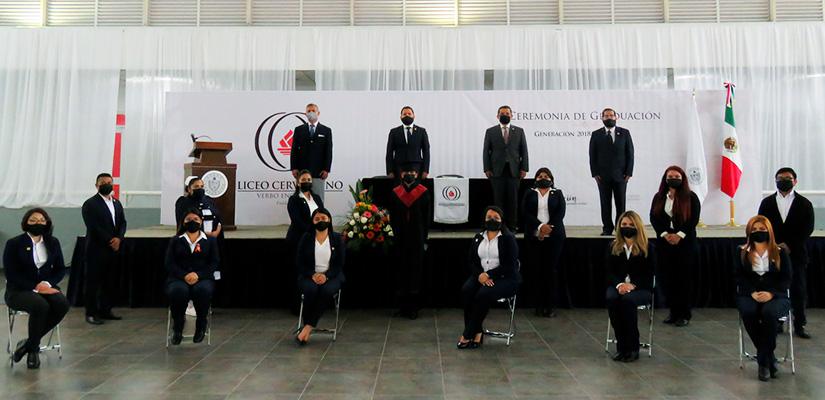 Ceremonia de Graduación 2021
