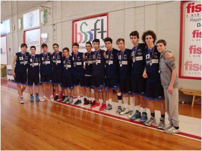 la_squadra_maschile_di_pallacanestro 2012-13