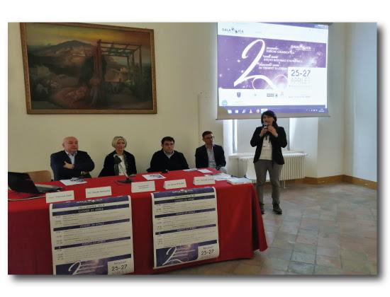 La dott.ssa Molisella Lattanzi presenta il Festival