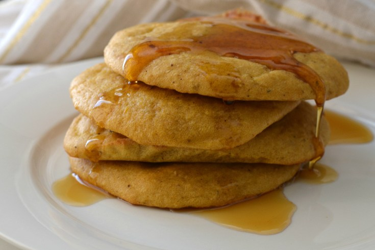 Plantain Collagen Protein Pancakes (AIP/Paleo/Refined Sugar-Free)