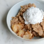 Apple Crisp (AIP/Paleo/Refined Sugar-Free)