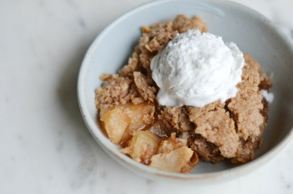 Apple Crisp (AIP/Paleo/Sugar-Free)