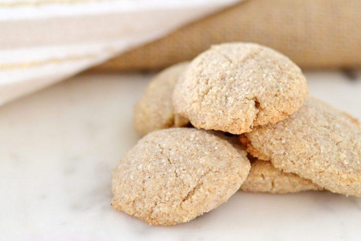 Sugar Cookies (AIP/Paleo/Keto)