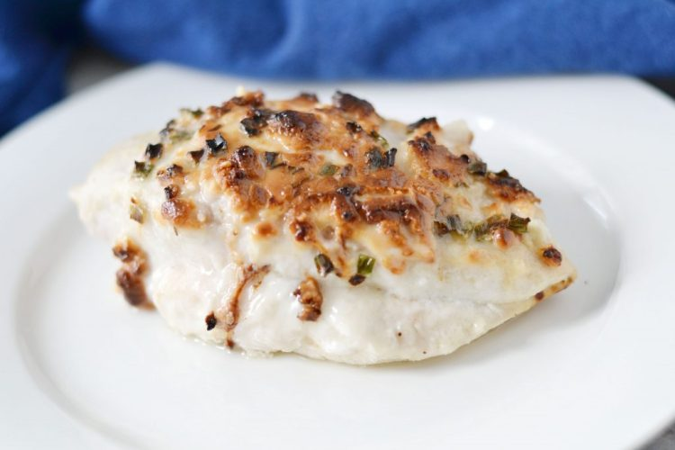 Coconut Butter Chive Chicken (AIP/Paleo/Whole30/Keto)