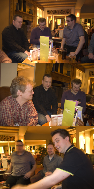 A selection from @nbrickett of @tonypiper, @sammy_boy, @alexstinton, @ShaunCGeorge, @philipjohn and @LichfieldBlog
