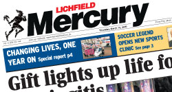 The Lichfield Mercury