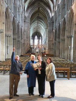 A tour of Lichfield Cathedral