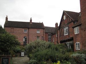 Erasmus Darwin House. Pic: Herbaltablet