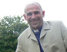 Canon Pete Wilcox