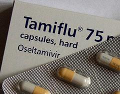 Tamiflu. Pic: Tony Hisgett