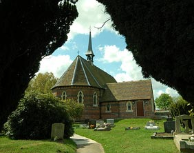 St Stephen's Church in Fradley