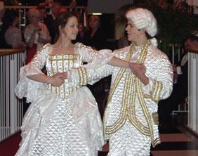 Viennese dancing