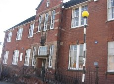 The Old Mining College in Burntwood