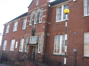 The Old Mining College Centre in Burntwood