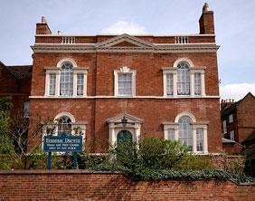 Erasmus Darwin House. Pic: Stuart Williams