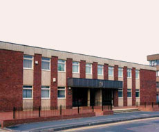Tamworth Magistrates Court