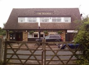 The Triangle pub. Pic: theaardvark