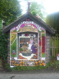 The Main Well in Newborough in 2009
