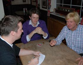 Michael Fabricant talks to The Lichfield Blog. Pic: Harry Warburton