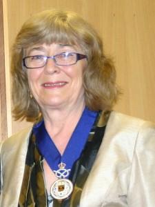 Chairman Erica Bayliss