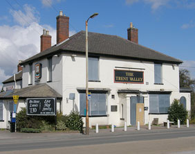 The Trent Valley pub. Pic: Phil Shaw