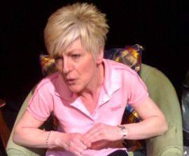 Actress Della Allen