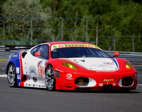 The CRS Ferrari