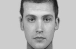 An e-fit of the Handsacre burglary suspect