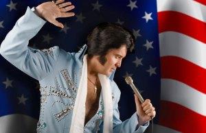 Rob Kingsley as Elvis