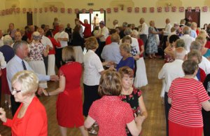 The Burntwood Diamond Jubilee Tea Dance