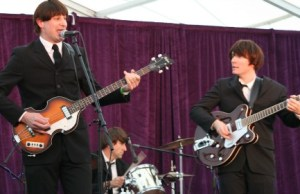 The Born Again Beatles playing at Fuse